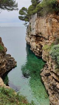 Croatia shoreline