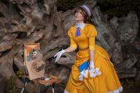 Jane Porter Tarzan Disney Cosplay 2, by AGflower