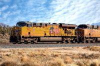 UP Engines #7622 & #7445
