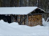 Storage for Firewood