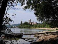 Esztergom, Bazilika, Dunaj
