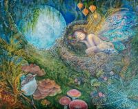 Josephine Wall - xx-large :-)