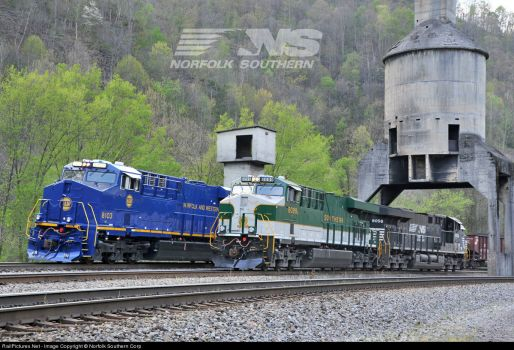 117-West Virginia, Welch-Norfolk Southern