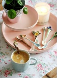 Coffee and spoons