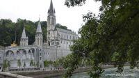 FRANCE – Lourdes - Sanctuary of Our Lady of Lourdes