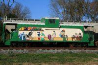 Christmas train 010