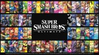 SSB Ultimate Characters