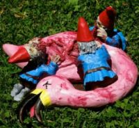 Theme: Lawn Trash - Zombie Gnomes