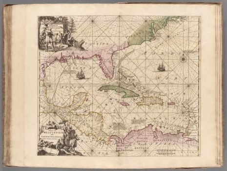 1745 carribean