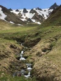 Val de Courre, Sancy France