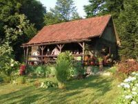 Serbian garden