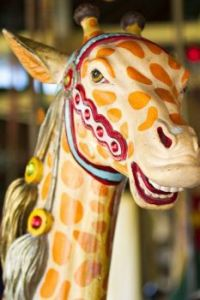 Giraffe Carousel #3