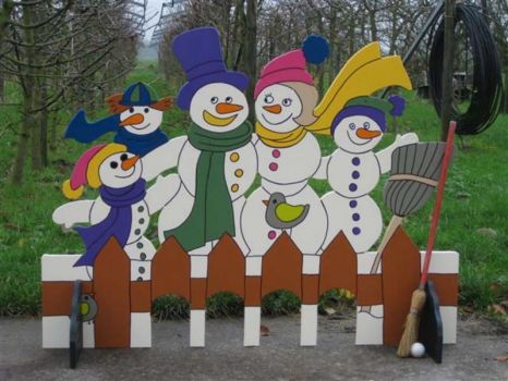 Theme:  kinderspel wintergolf