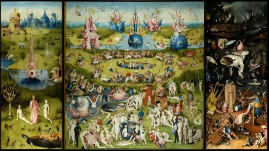 The Garden of Earthly Delights 2
