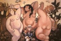 Antonio Mingote - The Judgement of Paris (1994)