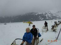 a fantastic experience in Juneau ,Alaska