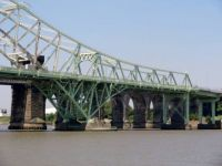 Runcorn Rail & Road Bridges   (1)