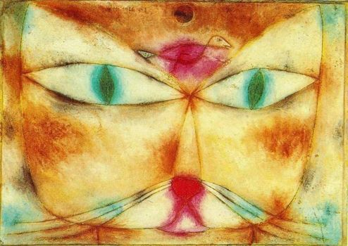 Klee: Cat and Bird