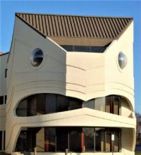 THEME:  Turtle Building, Niagra Falls
