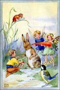 The Rabbit's Birthday (smaller size)