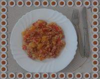 Rýžové lečo...  Rice lecho ...