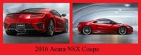 2016 Acura NSX Coupe