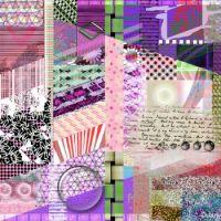 Potpourri324 - The Inkwell - Collage 22 - Medium - rj