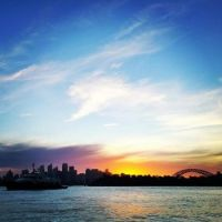 Sydney Sunset 2015