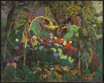 The Tangled Garden, J. E. H. MacDonald
