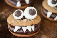 Chocolate Monster Cookies (1)