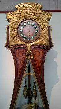 Tall Case Clock 1899