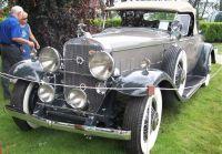 1931 Cadillac 370-A Fleetwood -