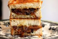 french onion soup sandwiches - joy the baker