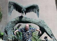 The Great California Condor & Friend