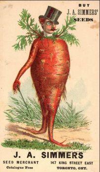 Carrot shaming #16