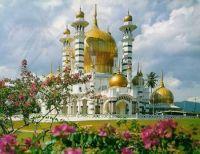 Ubudiah Mosque, Kuala Kangsar District, Malaysia