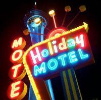 North Las Vegas Strip Neon