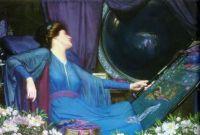 The Lady of Shalott. Sidney Harold Meteyard