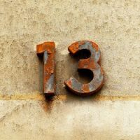 Theme: Numbers - 13