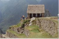 Machu Picchu Gate House