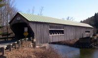 Bartonsville Vermont Covered Bridge