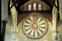 King Arthur's Round Table, Winchester, UK