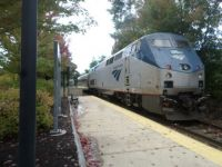 Amtrak Downeaster - again