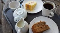 Tea Coffee & Cake