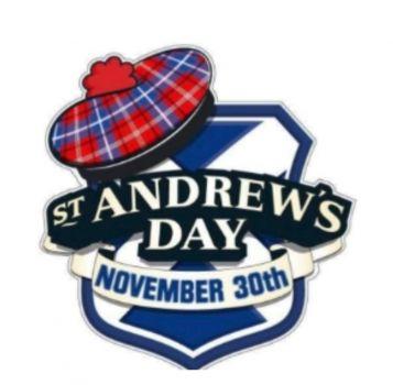 Happy St Andrews Day