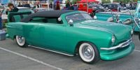 1951 Ford Convertible with Rumble Seat