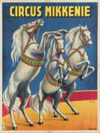 Vintage Circus Posters – 3