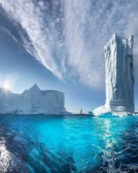 Icefjord, Greenland.  6010