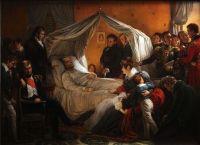 Napoleon_death-Charles_von_Steuben
