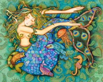 "artist: Holly Sierra  ""Sirene"""